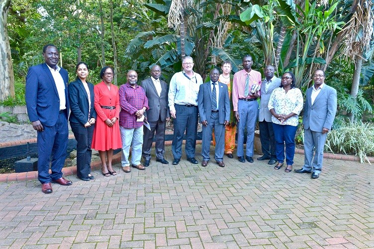 UKZN Hosts Benchmarking visit by Mbarara University of Science and Technology