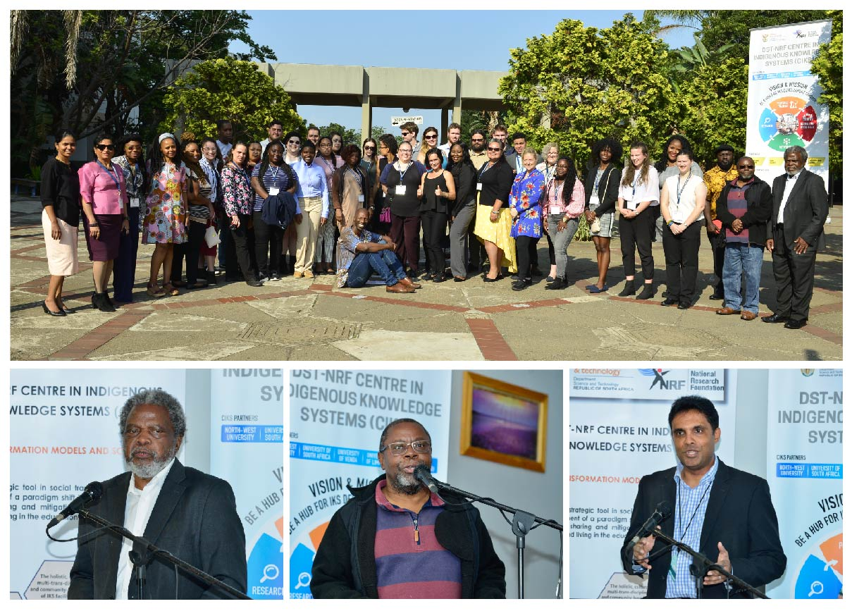 CIKS Creating Space for Democracy of Indigenous Knowledge Systems at UKZN Colloquium
