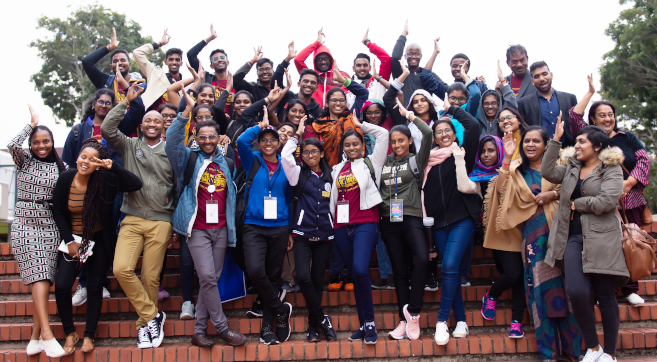 Malaysian Students Participate in Cultural Exchange Programme at UKZN